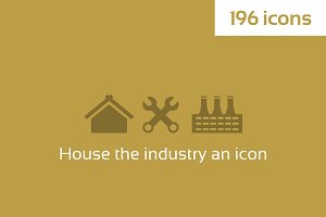 House the industry an icon