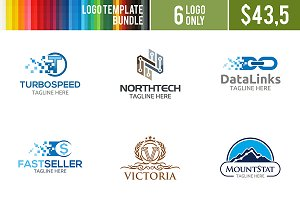 Logo Templates Bundle #19