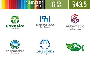 Logo Templates Bundle #20