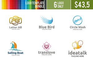 Logo Templates Bundle #21