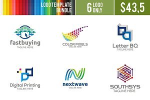 Logo Templates Bundle #22