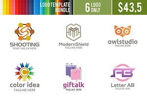 Logo Templates Bundle #23