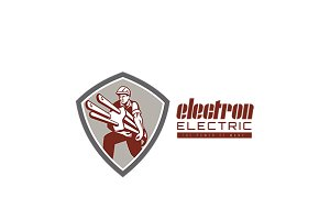 Electron Electric Power Logo