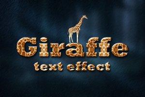 giraffe effect