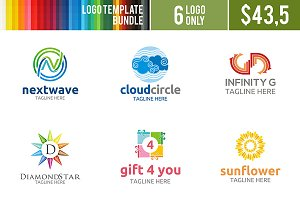 Logo Templates Bundle #24