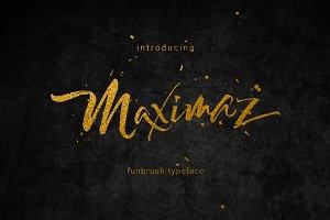 Maximaz Typeface