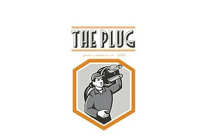 The Plug Power Company Logo