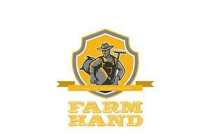 Farm Hand Free Range Produce Logo