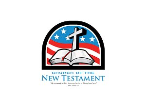 Church of the New Testament Logo