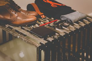 Shoes & Accessories II