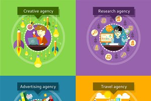 Creative Advertising Agency Research