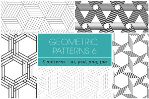 Geometric Patterns 6