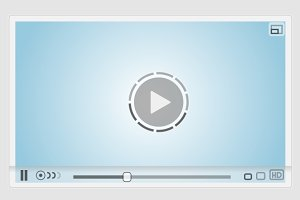 Web Video Player