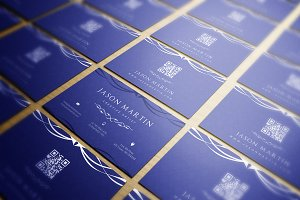 Creative Royal Business Card