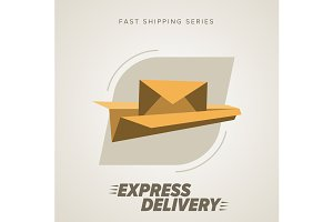 Mail delivery. Fast Shipping