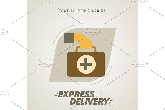 Medical Express Delivery Services.
