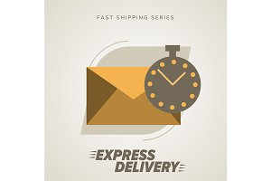 Mail delivery. Fast Shipping.