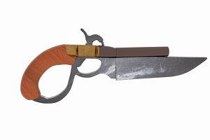 Knife Gun Repro