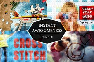Instant Awesomeness Bundle
