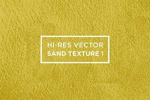 Hi-Res Vector Sand Texture 1