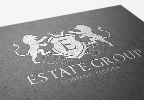 Real Estate Group in Logo Templates - product preview 1