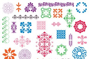 Design Elements 2 Photoshop Brushes