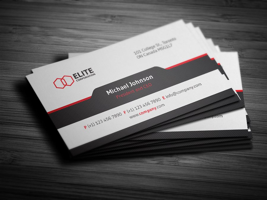 Simple and clean business card 3 business card templates simple and clean business card 3 business card templates creative market cheaphphosting