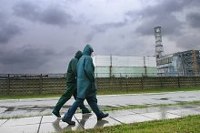 Chornobyl Nuclear plant workers