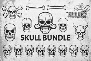 Skull bundle