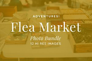 Flea Market Photo Bundle