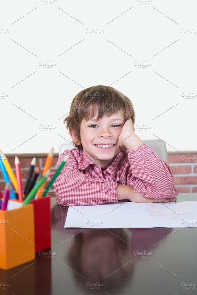 schoolboy smile.jpg - Education