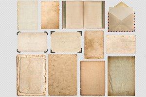 PNG Paper, book, envelope, frame