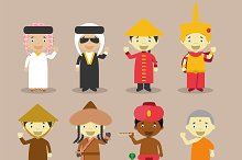 Kids of the world: Asia and Oceania