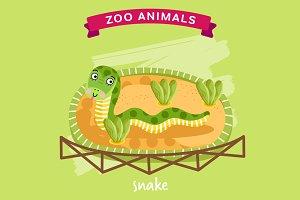 Zoo Animal, Snake