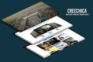Creechica Muse Template