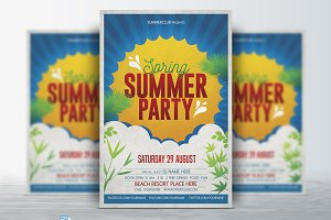 Spring Summer Party