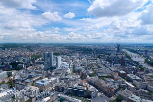 Top view of city Frankfurt in sunny day.jpg