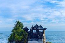 Temple Tanah Lot on coast of Bali.jpg
