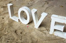 Word love on sand.jpg