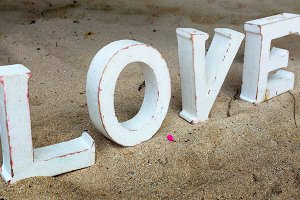 Love letters on the sand.jpg