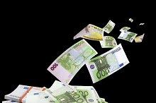 Falling euros isolated on black background.jpg