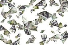 Falling dollar bills isolated on white background.jpg