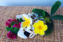 Flowers with white seashells.jpg