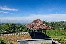Gazebo overlooking the landscape of Bali.jpg