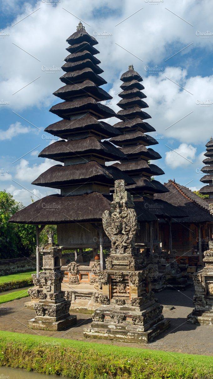 Temple complex in Bali.jpg - Photos