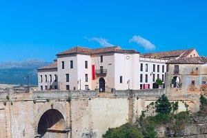 Landscape of Spanish city Ronda.jpg