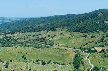 Narrow curvy roads in Spain.jpg