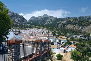 View to white village Grazalema in Andalucia.jpg