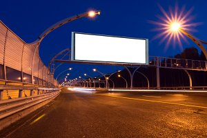 Big white billboard on the night highway (2).jpg
