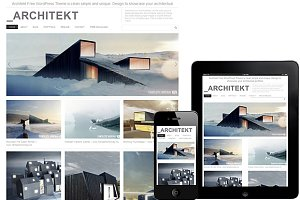 Architekt Responsive WordPress